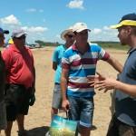 Dia de campo IRGA - Agrogeosul