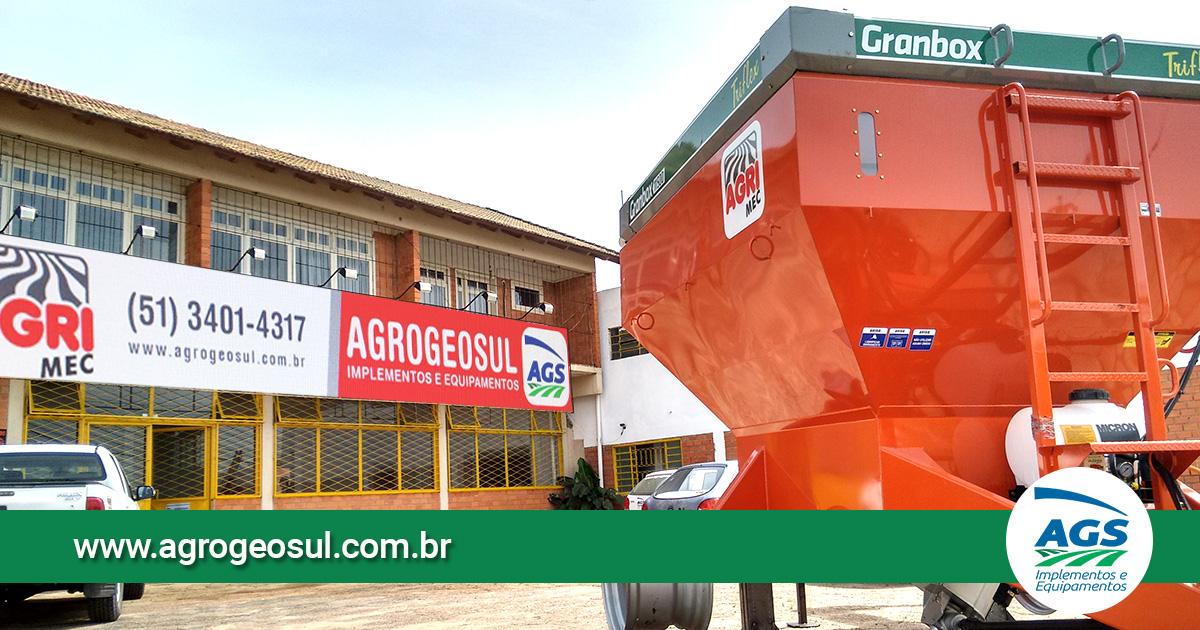 AGS Implementos - Nova Loja em Guaíba